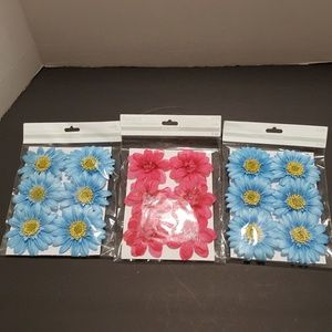 Ashland Floral Accents Lot / 3 Packages NEW Sealed